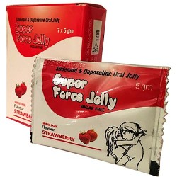 Super kamagra Oral Jelly / Force Oral Jelly 1 box 7 sachets