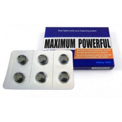 Maximum Powerful X 24 Tablets 2800mg (Herbal)