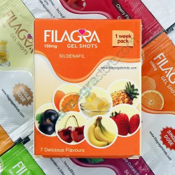 Filagra Oral Jelly 100mg X 30 Sachets