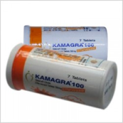 Kamagra Soluble Effervescent X 21 Tablets (3 pots)