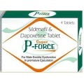 Super P Force x 4 Tablets